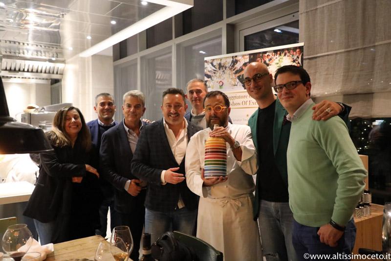 Cartoline dal 709mo meeting VG @ Ristorante Morelli del VIU Hotel – Milano – Chef/Patron Giancarlo Morelli