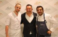 Cena a quattro mani @Ristorante Paradiso dell'Hotel Das Paradies – Laces (BZ) – Chef Andreas Schwienbacher, Chef Ospite Felice Lo Basso