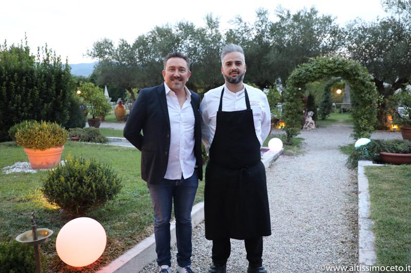 Villa del Quar e Ristorante Arquade - San Pietro in Cariano (VR) - Chef Alessandro Rocchio