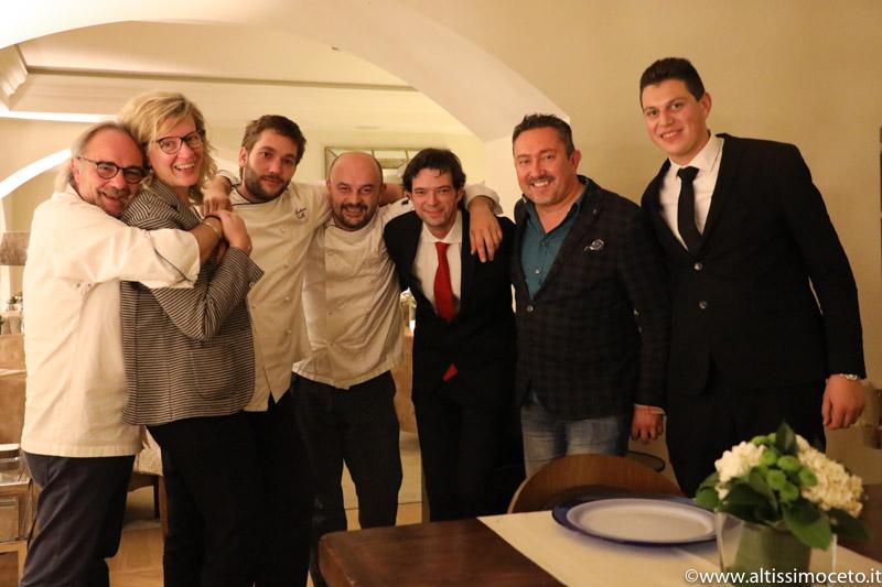 """Il Piccolo Lago a """"40 Stelle in Galleria"""" @Ottagono Restaurant dell'Hotel Townhouse Galleria - Milano - Chef Marco Sacco"""