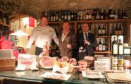 Cartoline dal 712mo Meeting VG @ Osteria della Brughiera – Villa d'Almè (BG) – Patron Stefano Arrigoni, Chef Paolo Benigni