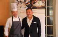 Cartoline dal 717mo Meeting VG @ Ristorante Artè al Lago – Villa Castagnola Grand Hotel Lugano (Svizzera) – Chef Frank Oerthle