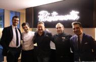 Cartoline dal 733mo Meeting VG @ Ristorante DA NOI IN dell'Hotel Magna Pars Suite Milano – Patron Dott. Roberto Martone, Chef Giuseppe Postorino