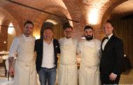 Ristorante Villa Naj - Stradella (PV) - Patron Fam. Viglini, Chef Federico Sgorbini