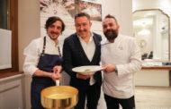 Cartoline dal 735mo Meeting VG @ Ristorante Carignano del Grand Hotel Sitea – Torino – GM Fabrizio Musso, Chef Fabrizio Tesse