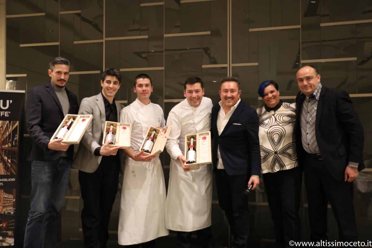 Cartoline dalla Cena di Gala di Io Bevo Così 2018 @Excelsior Hotel Gallia - Milano