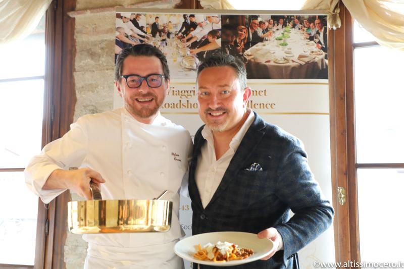 Cartoline dal 736 Meeting VG @ Due Colombe al Borgo Antico – Borgonato di Cortefranca (BS) – Chef Stefano Cerveni