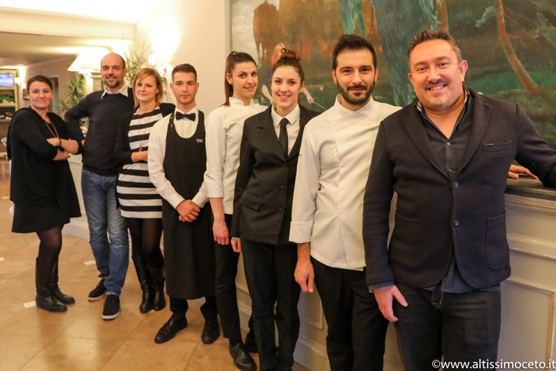 Ristorante Villa Necchi @ Villa Necchi alla Portalupa – Gambolò (PV) – GM Antonella, Chef Antonio Danise