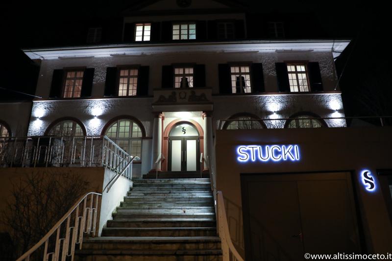 Stucki Restaurant - Basilea (Svizzera) - Chef Tanja Grandits