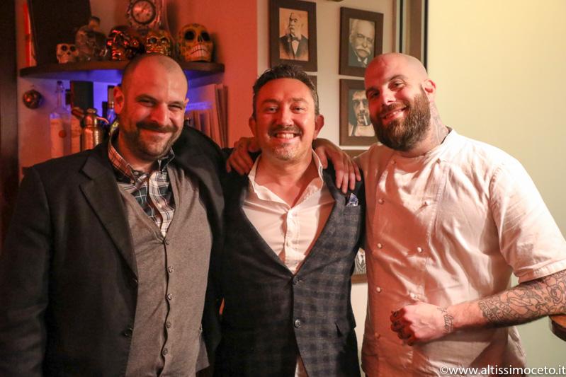 Al Mercato - Milano - Chef/Patron Eugenio Roncoroni