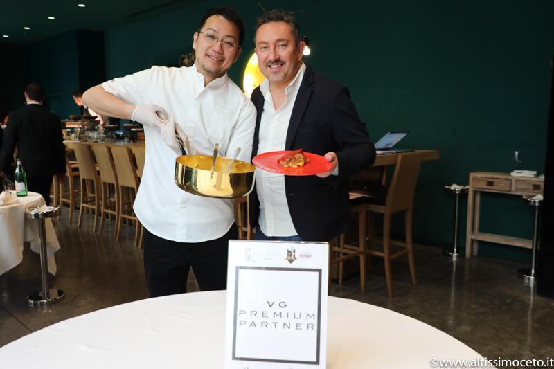 Cartoline del 737mo Meeting @Ristorante Tokuyoshi – Milano – Chef Yoji Tokuyoshi
