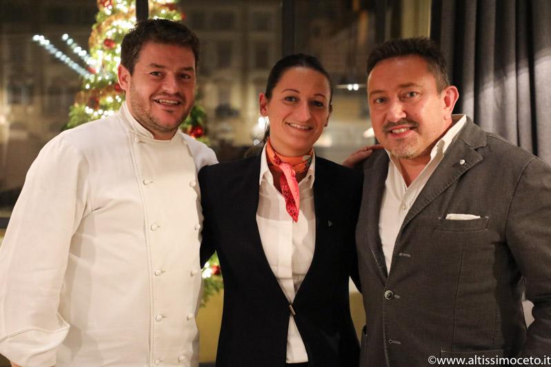 Borgo San Jacopo @ Lungarno Hotel - Firenze - Chef Peter Brunel