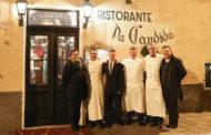 Quattro mani @Ristorante Da Candida - Campione d'Italia (CO) - Chef/Patron Bernard Fournier, Guest Chef Pietro Volontè