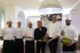 Cartoline dal 748mo Meeting @IGNIV Restaurant del Badrutt's Palace - St.Moritz (Svizzera) - Patron Andreas Caminada, Head Chef Marcel Skibba
