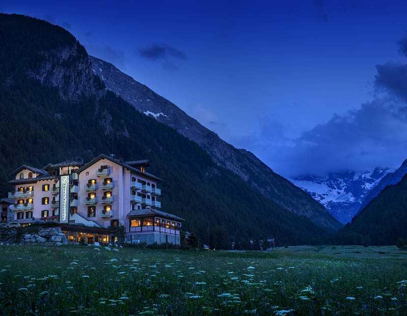 Bellevue Hotel & SPA - Cogne (AO) - Patron Fam. Jeantet-Roullet, GM Laura Roullet