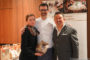 Ristorante All'Oro @The H'All Tailor Suite - Roma - Patron Ramona Anello, Chef/Patron Riccardo Di Giacinto