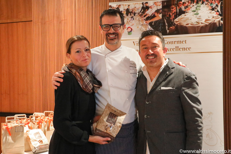 Cartoline dal 754mo Meeting VG @ Ristorante Seta del Mandarin Oriental – Milano – Executive Chef Antonio Guida