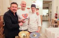 Cartoline dal 753mo Meeting VG @ Ristorante Pizzeria La Piedigrotta - Varese - Patron Daniela Castriotta, Chef/Patron Antonello Cioffi