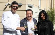 Ristorante All'Oro @The H'All Tailor Suite - Roma - Patron Ramona Anello, Chef/Patron Riccardo Di Giacinto