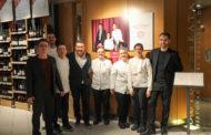 Cartoline dal 757mo Meeting VG @ Casa Vicina – Eataly Torino – Patron Stefano Vicina Mazzaretto, Chef Claudio Vicina Mazzaretto e Anna Mastroianni