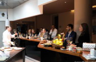 Cartoline dal 765mo Meeting VG @ Ristorante Daniel Milano - Chef Daniel Canzian