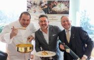 Cartoline dal 766mo Meeting VG @Da Vittorio - Brusaporto (BG) - Fam. Cerea, Chef Chicco e Bobo Cerea