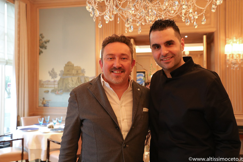 Four Seasons Hotel des Bergues Geneva, Ristorante Il Lago e Bar des Bergues – Ginevra (CH) – GM Martin Rhomberg, Executive Chef Massimiliano Sena