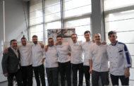 Cartoline dal 768mo Meeting VG @ Inkiostro – Parma – Patron Francesca Poli, Chef Terry Giacomello