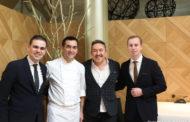 Cartoline dal 762mo Meeting VG @Ristorante Lasarte - Barcellona - Chef/Patron Martín Berasategui, Chef de Cuisine Paolo Casagrande