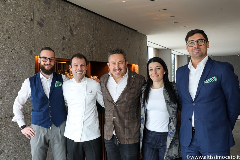 Ristorante Berton al Lago @Hotel Il Sereno – Torno (CO) – Patron Fam. Conteras, Chef Raffaele Lenzi