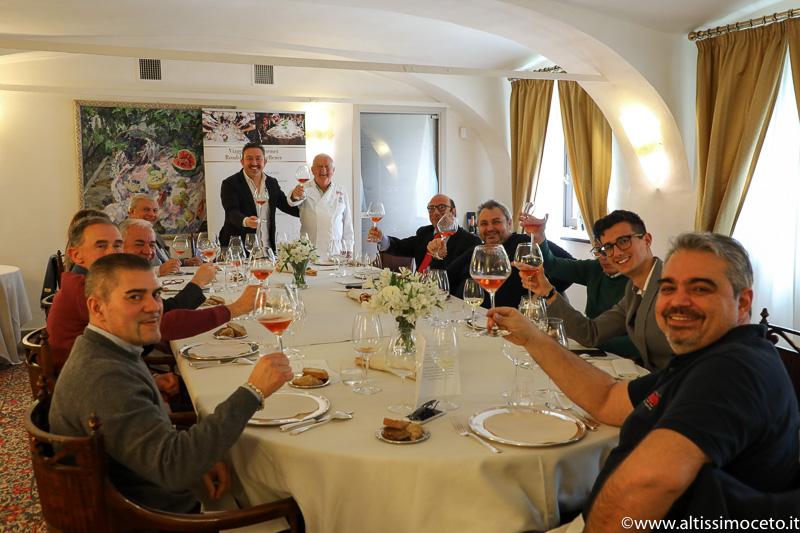Cartoline dal 760mo Meeting VG @ Ristorante Antica Corona Reale – Cervere (CN) – Chef Gian Piero Vivalda