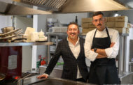 Ristorante Balzi Rossi - Ventimiglia (IM) - Patron Franco Baracca e Rita Beglia, Chef Enrico Marmo