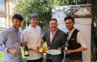 Cartoline del 724mo Meeting VG @Ristorante Barboglio De Gaioncelli – Corte Franca (BS) – Patron Andrea Costa, Chef/Patron Lorenzo Tagliabue