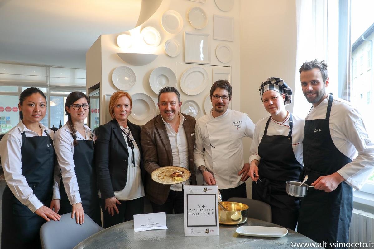 Cartoline dal 771mo Meting VG @Dac a Trà - Castello di Brianza (LC) – Chef Stefano Binda