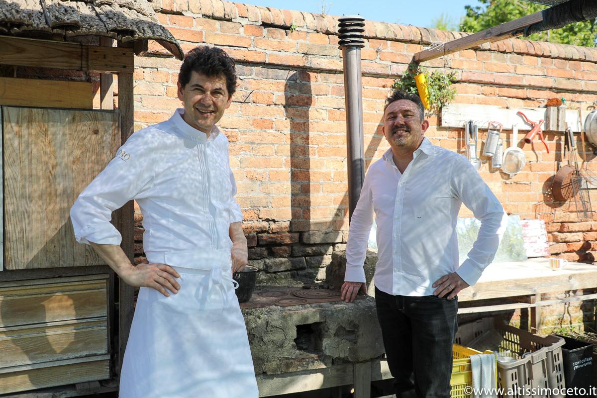 Belmond Hotel Cipriani e Ristorante Oro - Venezia - General Manager Giampaolo Ottazzi, Chef Davide Bisetto