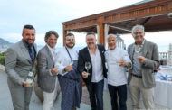Cartoline da The Starring Nights – Cena a 4 mani al Gazebo Restaurant @GH Alassio – Alassio (SV) – Executive Chef Roberto Balgisi, Guest Chef Andrea Larossa