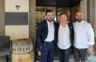 L'Alchimia Ristorante & Lounge Bar - Milano - Patron Alberto Tasinato, Chef Davide Puleo