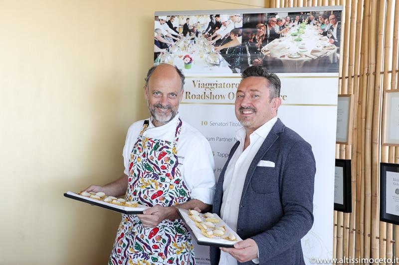 Cartolina dal 780mo Meeting VG @ Ristorante La Madonnina del Pescatore – Senigallia (AN) – Chef Moreno Cedroni