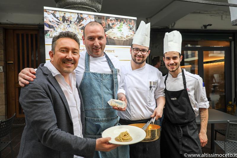 Cartoline dal 782mo Meeting VG @L'EK Bistrot Contemporaneo – Lecco – Chef/Patron Luca Dell'Orto