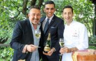 Cartoline dal 793mo Meeting VG @ Ristorante LeoneFelice dell'Albereta Relais & Châteaux – Erbusco (BS) – Chef Fabio Abbattista