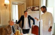 Cartoline dal 790mo Meeting VG @ Ristorante Cracco – Milano – Chef/Patron Carlo Cracco