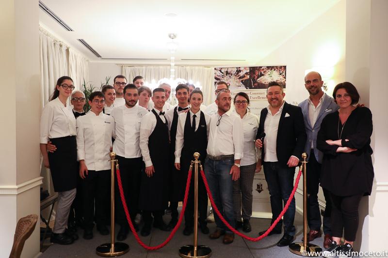 Cartoline dalla cena della Festa delle Feste 2018 Summer Edition by Viaggiatore Gourmet – Villa Necchi alla Portalupa – Gambolò (PV)