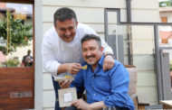 Cartoline dal 738mo Meeting VG @ Agli Amici – Udine Fraz. Godia (UD) – Chef Emanuele Scarello