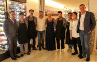 Cena a 4 Mani @Ristorante La Terrazza Segreta del Villa Eden Luxury Resort – Gardone Riviera (BS) – Resident chef Peter Oberrauch, Guest chef Mariangela Susigan