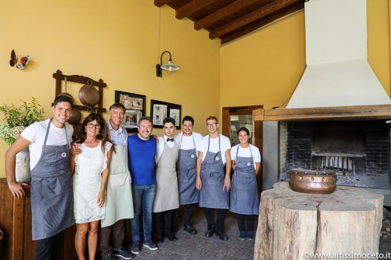 Ristorante Al Cjasal - San Michele Al Tagliamento (VE) - Patron Fam. Manias, Chef Stefano e Mattia Manias