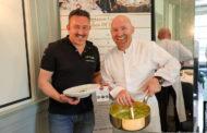 Cartoline dal 798mo MeetingVG @ Locanda Margon – Trento – Patron Fam. Lunelli, Chef Alfio Ghezzi