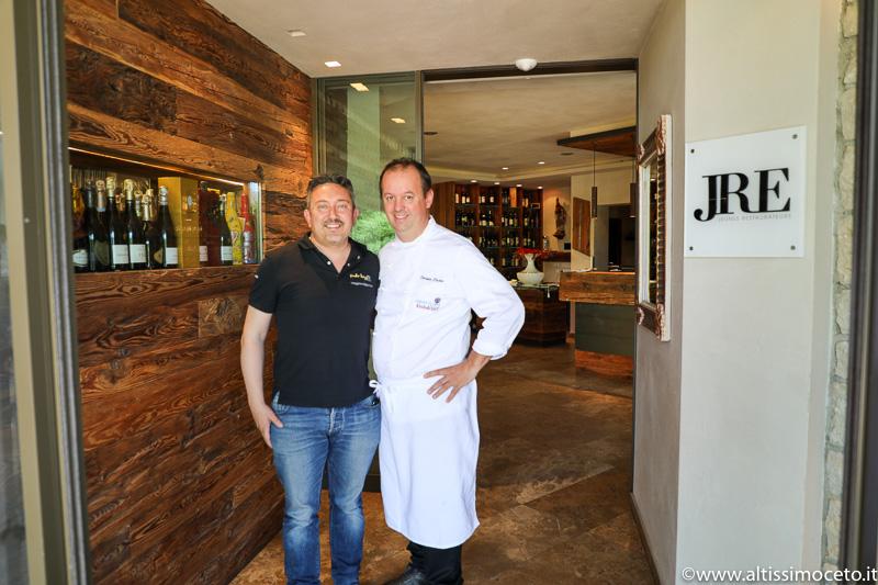 Kirchsteiger Restaurant & Hotel - Foiana/Lana (BZ) - Chef Christian Pircher
