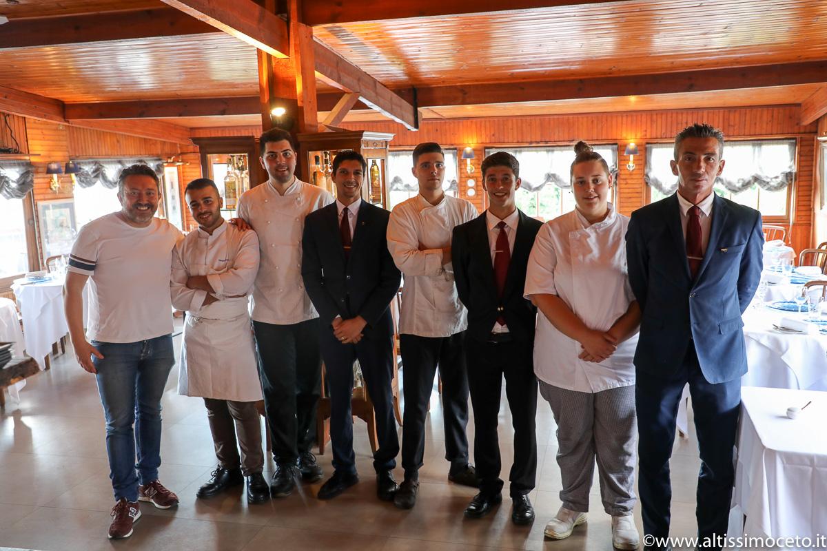 Ristorante Marco Polo - Ventimiglia (IM) - Famiglia Pani, Chef Diego Pani