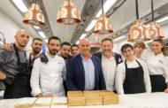 Cena a 4 Mani @Ristorante La Terrazza Segreta del Villa Eden Luxury Resort – Gardone Riviera (BS) – Resident chef Peter Oberrauch, Guest chef Antonio Danise