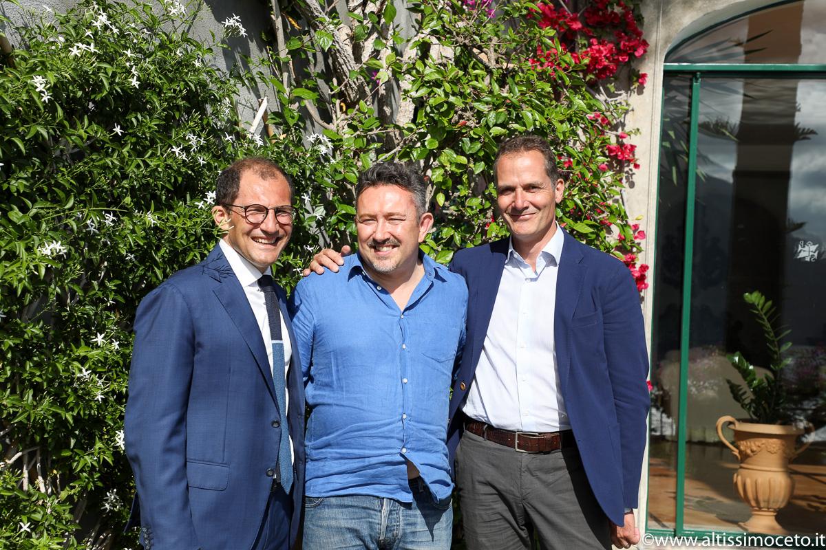 Il San Pietro di Positano Hotel - Positano (SA) - Patron Vito Cinque, Hotel Manager Andrea Zana